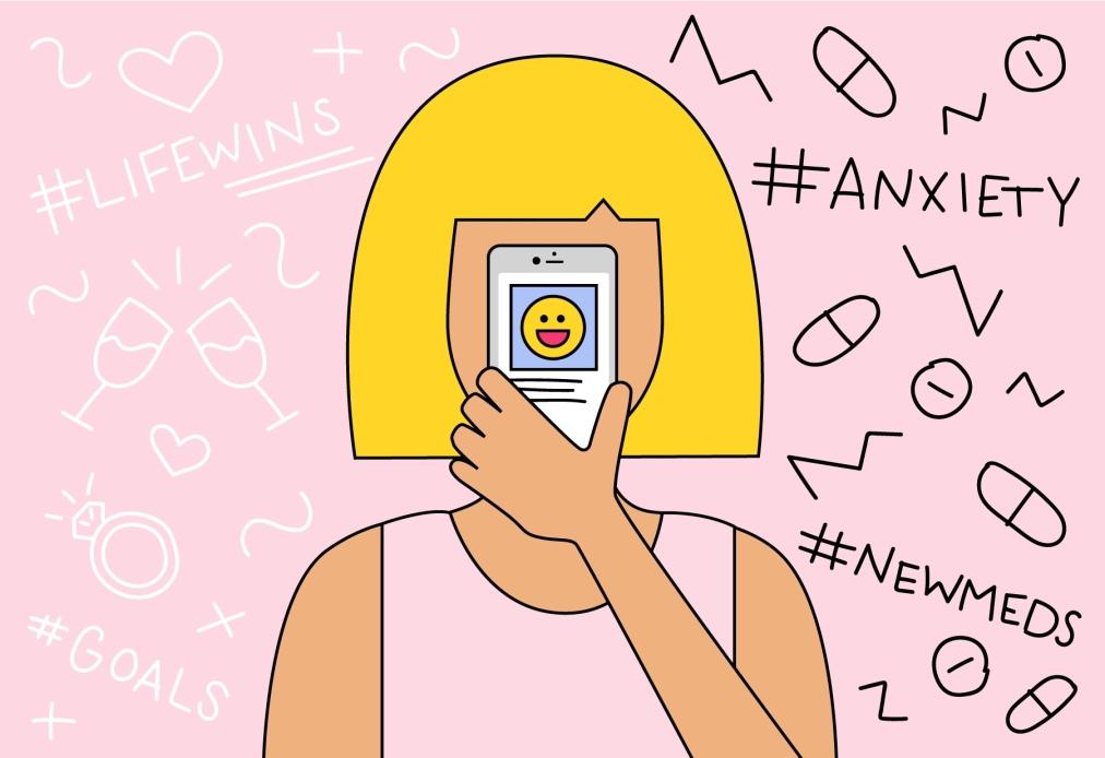 Has Social Media Made Mental IllnessFashionable?