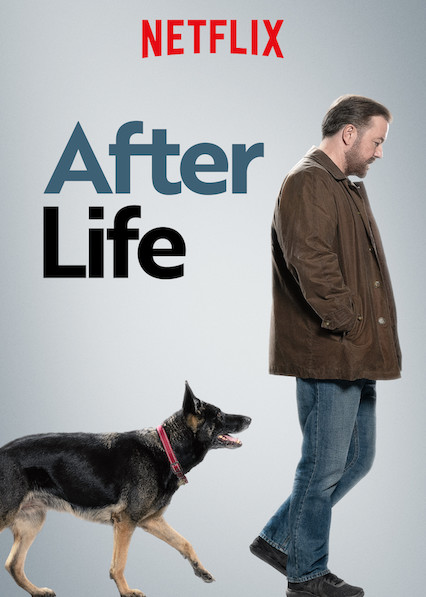 Ricky Gervais: After Life Series Dog