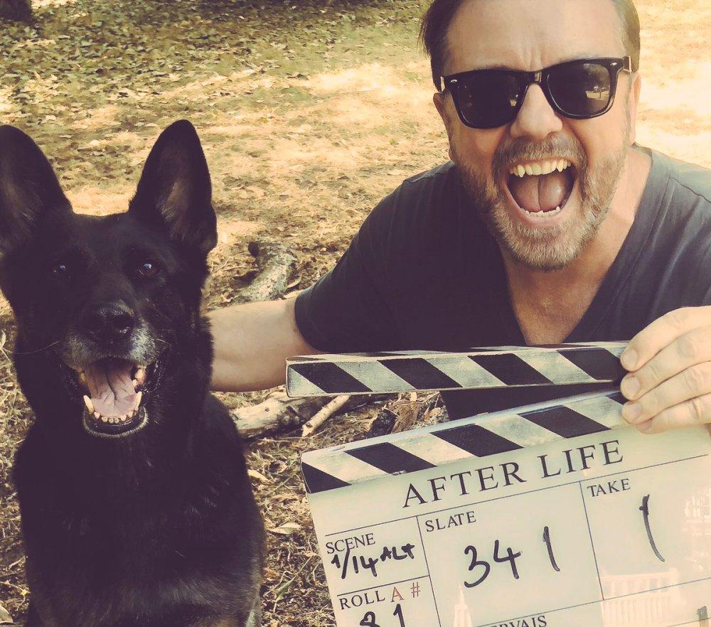 Ricky Gervais Netflix TV Series After Life: Dog