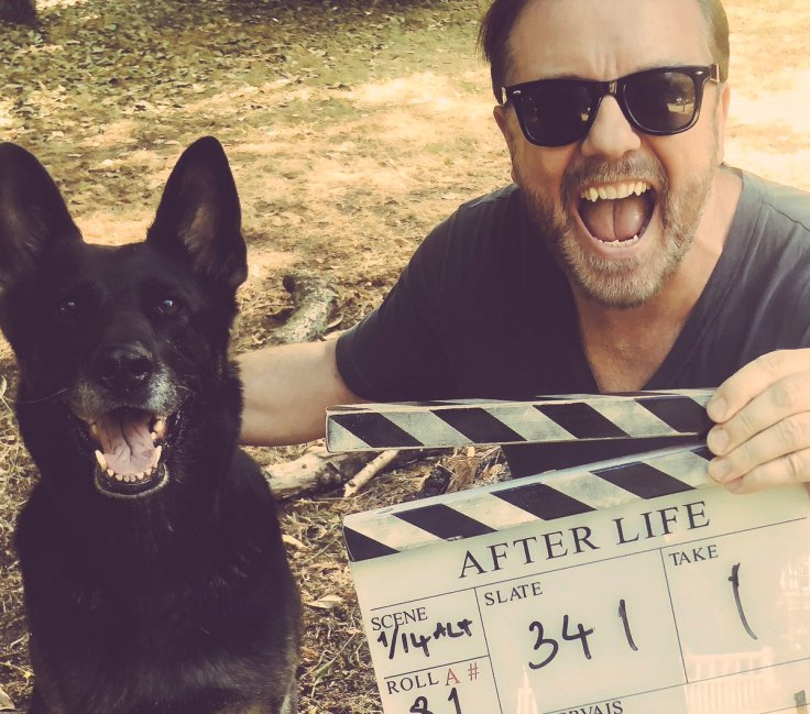 Ricky Gervais Netflix TV Series After Life: Dog